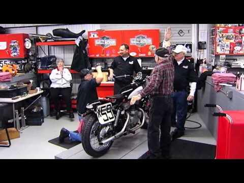 BILL SCOTT - The 50-Year Race.mov
