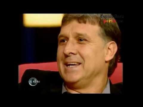 """Entrevista a Gerardo """"Tata"""" Martino en """"Retratos"""""""