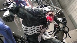 More awesomeness from Prime1! This vid features the new Venom statu...