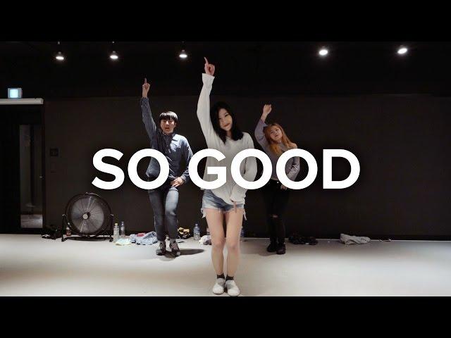 So Good - Zara Larsson ft. Ty Dolla $ign / Beginner's Class