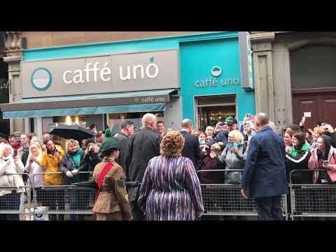 Prince William in Belfast