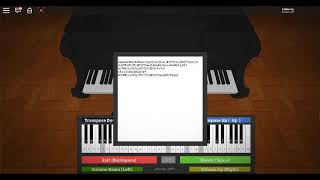 Imperial March Piano | Roblox Piano