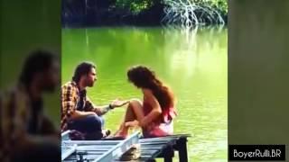 Angelique Y Sebastian En Grabaciones De Tres Veces Ana