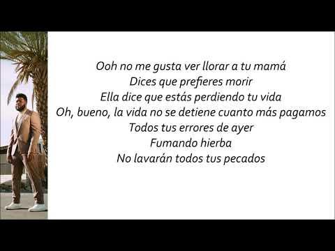 Khalid - Paradise (Letra En Español)