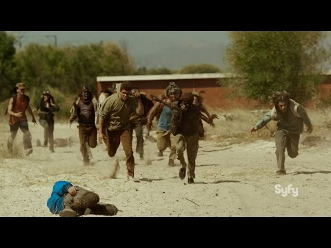 An Exclusive Clip From the Season 2 premiere of Dominion