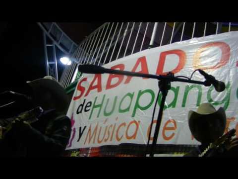 Fidel Cruz Y Los Primos De La Sierra. Tamasopo, S.L.P.