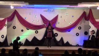 PÜG lauluvõistlus 2012 - Siret Klis