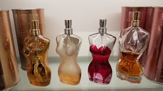Discovering JEAN PAUL GAULTIER CLASSIQUE + Different Versions / Flankers