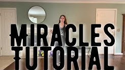 Miracles by Colton Dixon Cardio Dance Choreography Tutorial