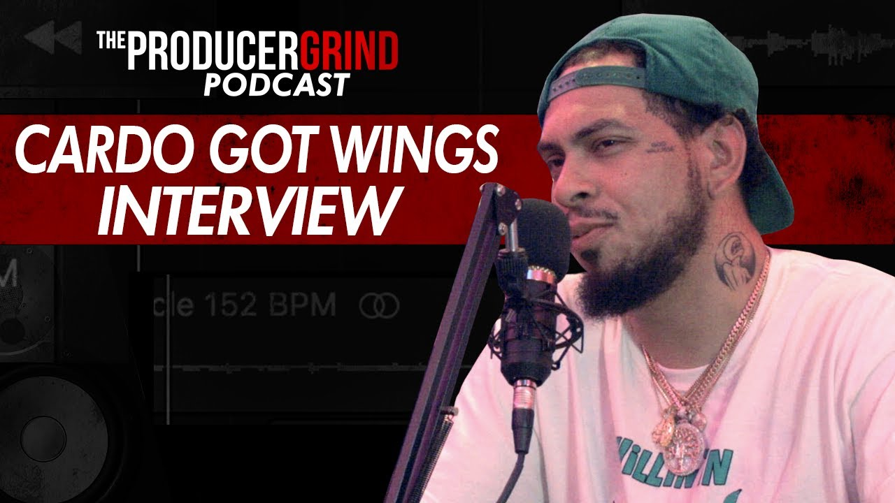 Cardo Got Wings Talks Producer Come Up, Legendary Placements, Selling Beats Online + More