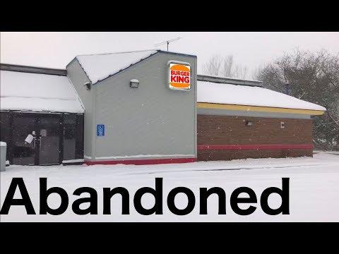 Abandoned Burger King Strongsville, OH