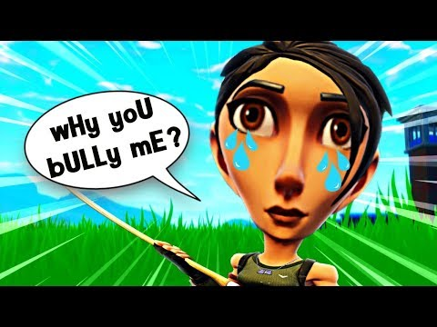 Bullying default skins…(Playgrounds Edition)
