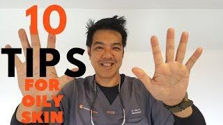 SKIN CARE TIPS- For Oily Skin