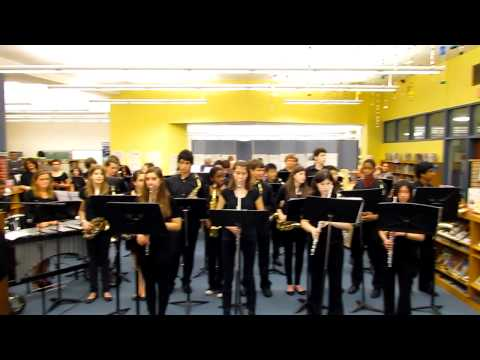 JAZZ BAND TERRILL MIDDLE SCHOOL