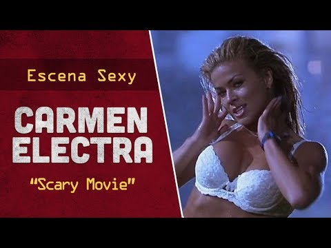 "Carmen Electra en ""Scary Movie"" 