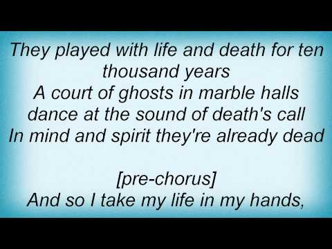 Domine - I Stand Alone (After The Fall) Lyrics