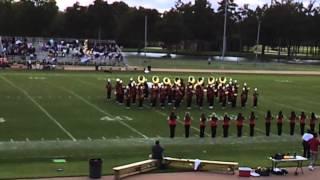 Mississippi Delta Community College Halftime vs. Coahoma 2013