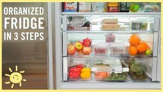 ORGANIZE | Refrigerator