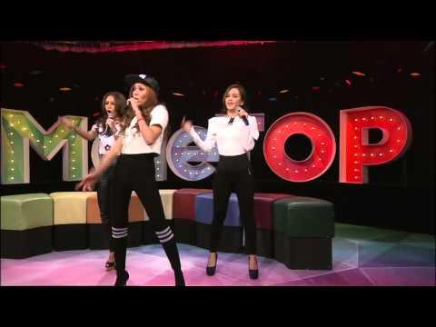 MeleTOP   Persembahan LIVE De Fam '#Supergirls' ep135 2 6 2015
