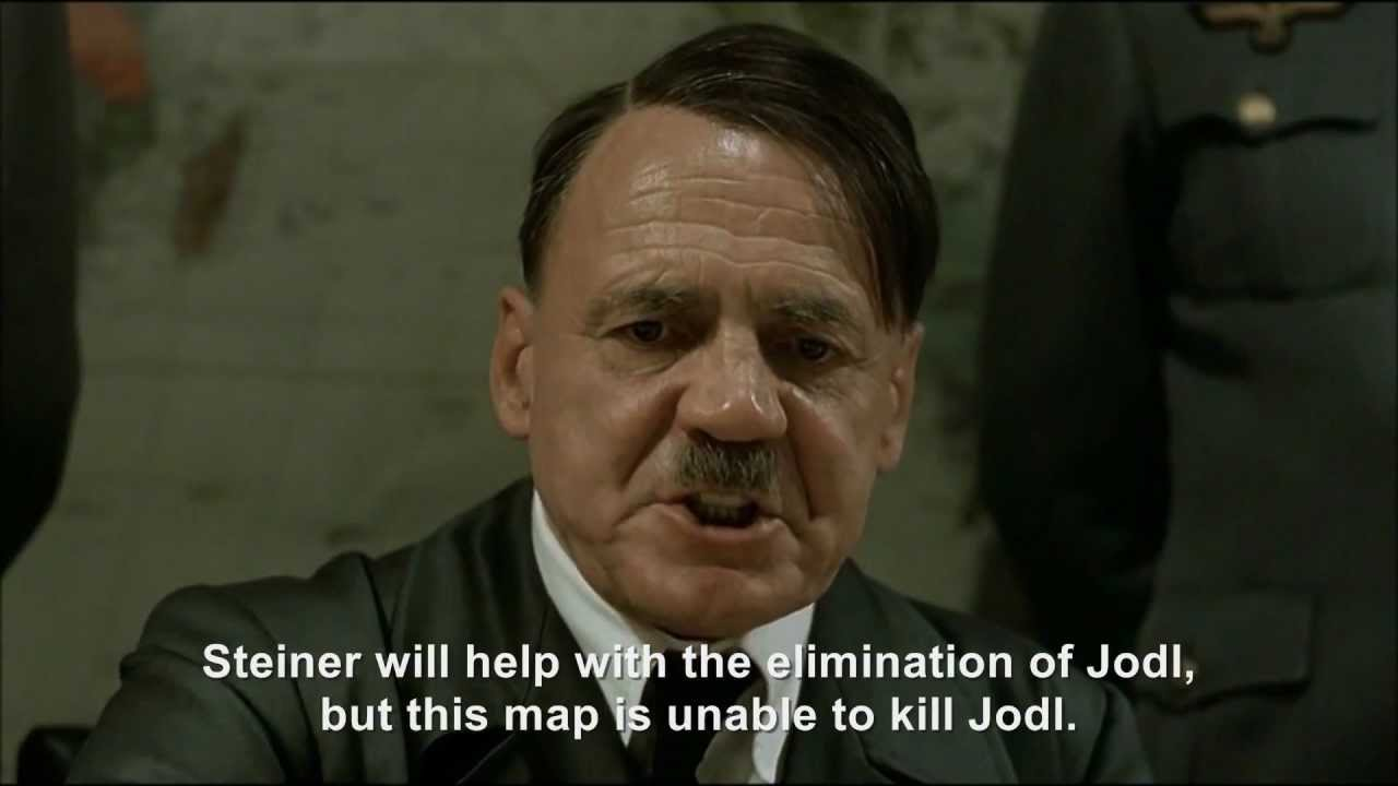 Hitler plans to have Jodl eliminated