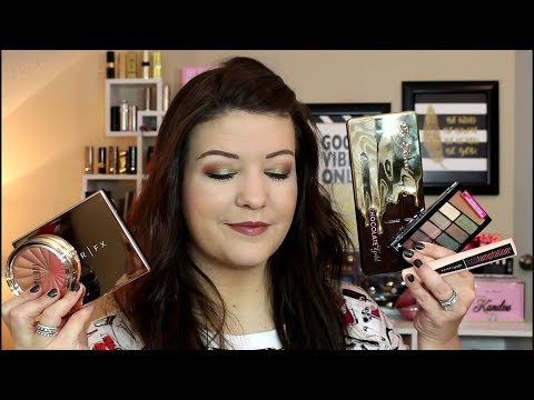 GRWM using NEW makeup | Wet N Wild, Cover FX, Too Faced, Maybelline & more