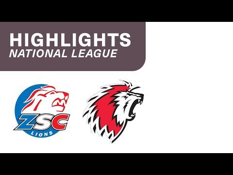 Zürich vs. Lausanne 2:6 - Highlights National League