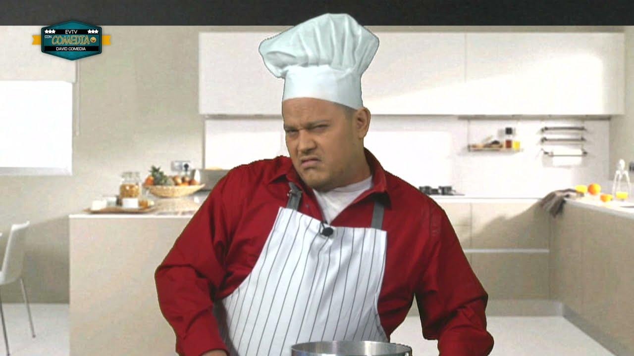 Diosdado con el guiso dando #ElPastelDeMorrocoyaloJorgeRodríguez - EVTV con  Comedia - SEG 01