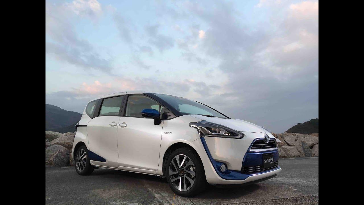 Toyota Sienta 100km Test Drive