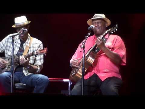 Taj Mahal and Keb'Mo' - LIVE - Crossroads Music Festival 2013