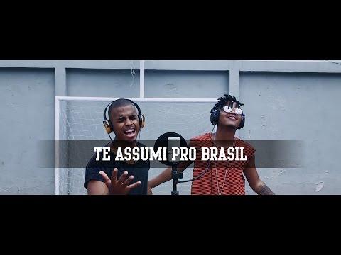 Lucas e Orelha - Te Assumi Pro Brasil