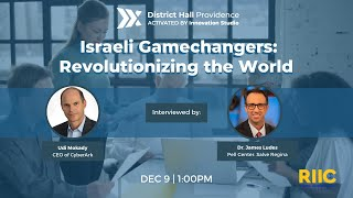 Changemakers Webinar | District Hall Providence RI