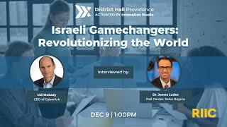 Changemakers Webinar | District Hall Providence RI