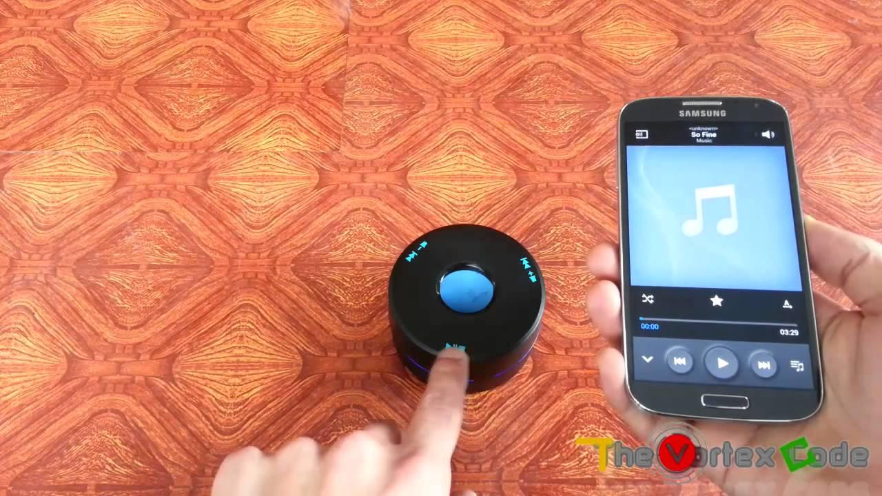 Skullcandy X7RGFZ-841 Blue And Black Ringer 2XL Bluetooth Speaker