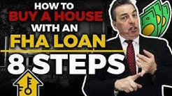 [FHA] FHA loan | Whole FHA loan process explained | FHA Mortgage Loan [Home Loans]