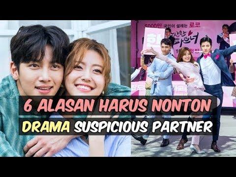 6 Alasan Harus Nonton Suspicious Partner | Drama Korea 2017