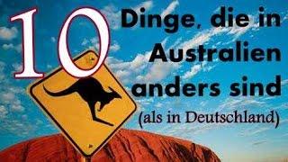 10 Dinge, die in Australien anders sind (als in Deutschland)
