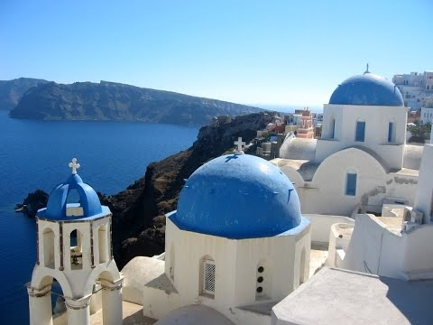 One of the Most Haunted Places in the World, Santorini Island, Greece