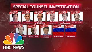'Special Counsel's Work Is Done': Mueller Submits Report To DOJ | NBC News