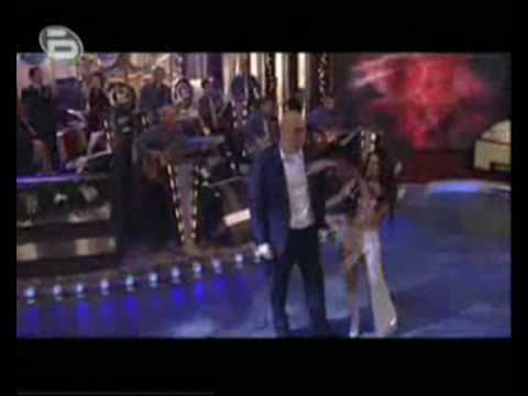 Ruslana, 26.12.08, Bulgaria, Slavi's show - part 2 - Wild Energy