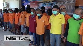 Download 51 Pejudi dibekuk Polres Cilacap - NET JATENG Mp3 and Videos