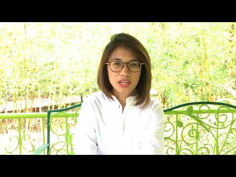 Testimonial from Alamanda Shantika  Awaken~The Divine You® Programme MCL1, May 2018