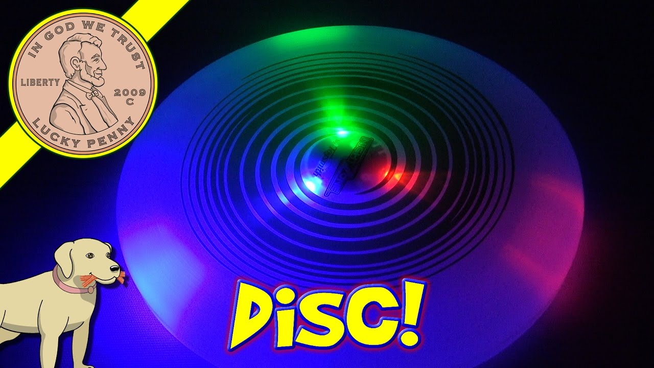 Light Up Your Cooking Zone: Night Zone Light Up Disc