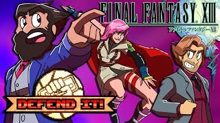 Defend It! | Final Fantasy XIII | The Completionist