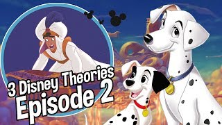 3 DISNEY THEORIES | episode 2