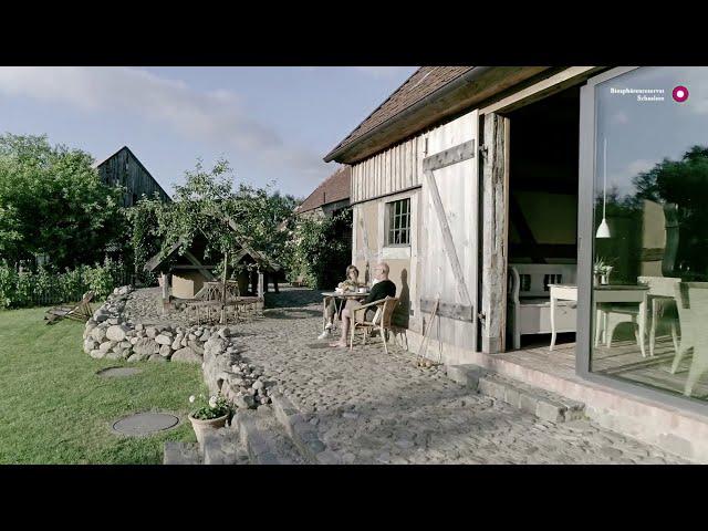 #WirsindBiosphäre: Bauernkate Klein Turow
