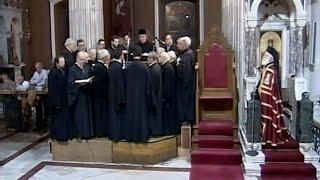 Ι.Μ.Ν. ΑΓΙΟΥ ΜΗΝΑ - Ιερά Πανήγυρις 2010 (Μέγας Εσπερινός)