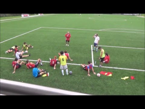 FFA C Licence Final Assessment: Combination Play