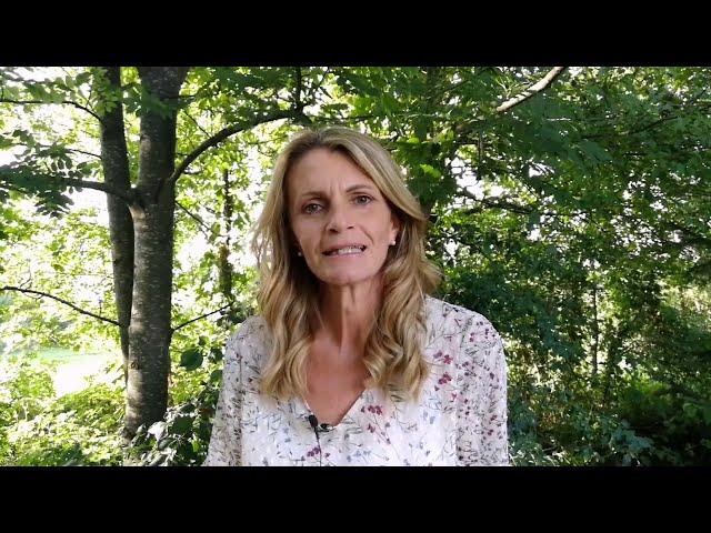 Alexandra Stross beim Fotoshooting mit Sylke Gall im Juni 2019 in Oberösterreich - Kundenfeedback