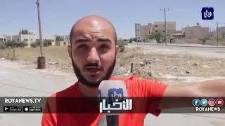 تقاطع مروري في إربد يشكل خطراً على الأرواح - (13-7-2018)