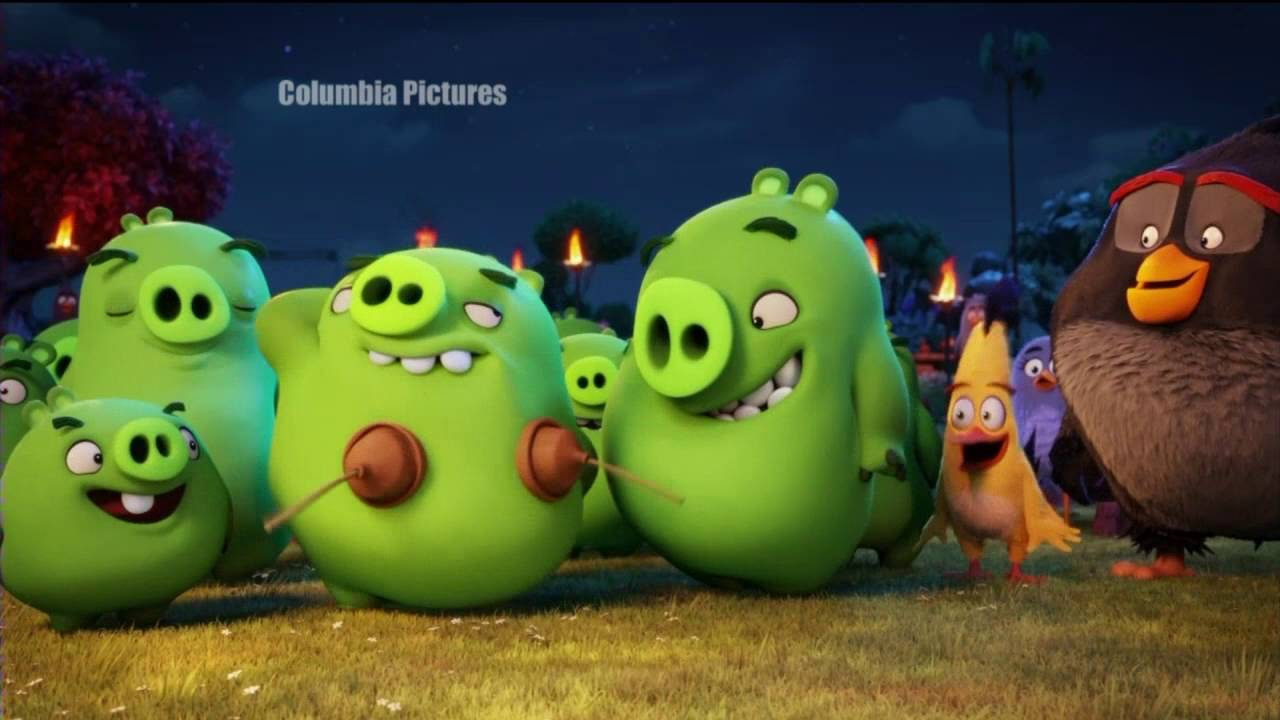 angry birds friends song download